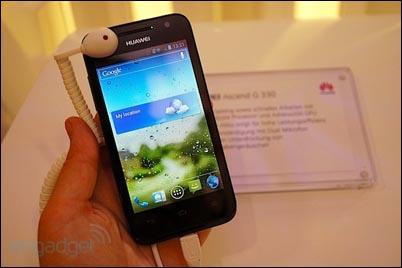 Huawei Ascend G330 se estrena en la IFA 2012 09-0112-25-00engadgetesportada