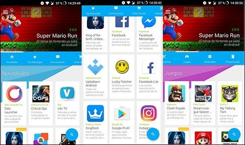 Uptodown Tiene Ahora Su Propia Tienda De Aplicaciones Android Te