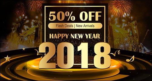 Los chicos de Geekbuying han preparado una gran promoción de fin de año con  ofertas flash y descuentos de hasta el 50% en muchos de sus productos. eb914dee7df