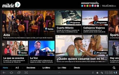 Mitele, la programación en directo y a la carta de Mediaset España ...