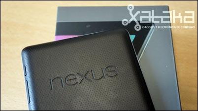 Nexus 7 3G podría estar lista en seis semanas Nexus7trasera