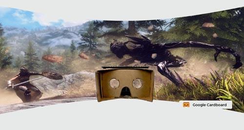 Trinus Vr Disfruta De Los Juegos De Pc En Realidad Virtual Con Tu