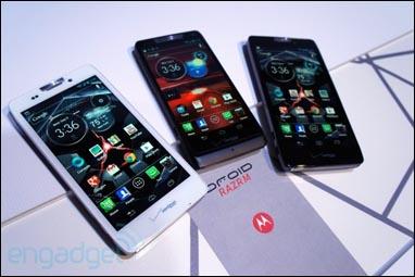 Los Motorola RAZR HD, Maxx HD y M, cara a cara Razr-2012-09-05-600-4